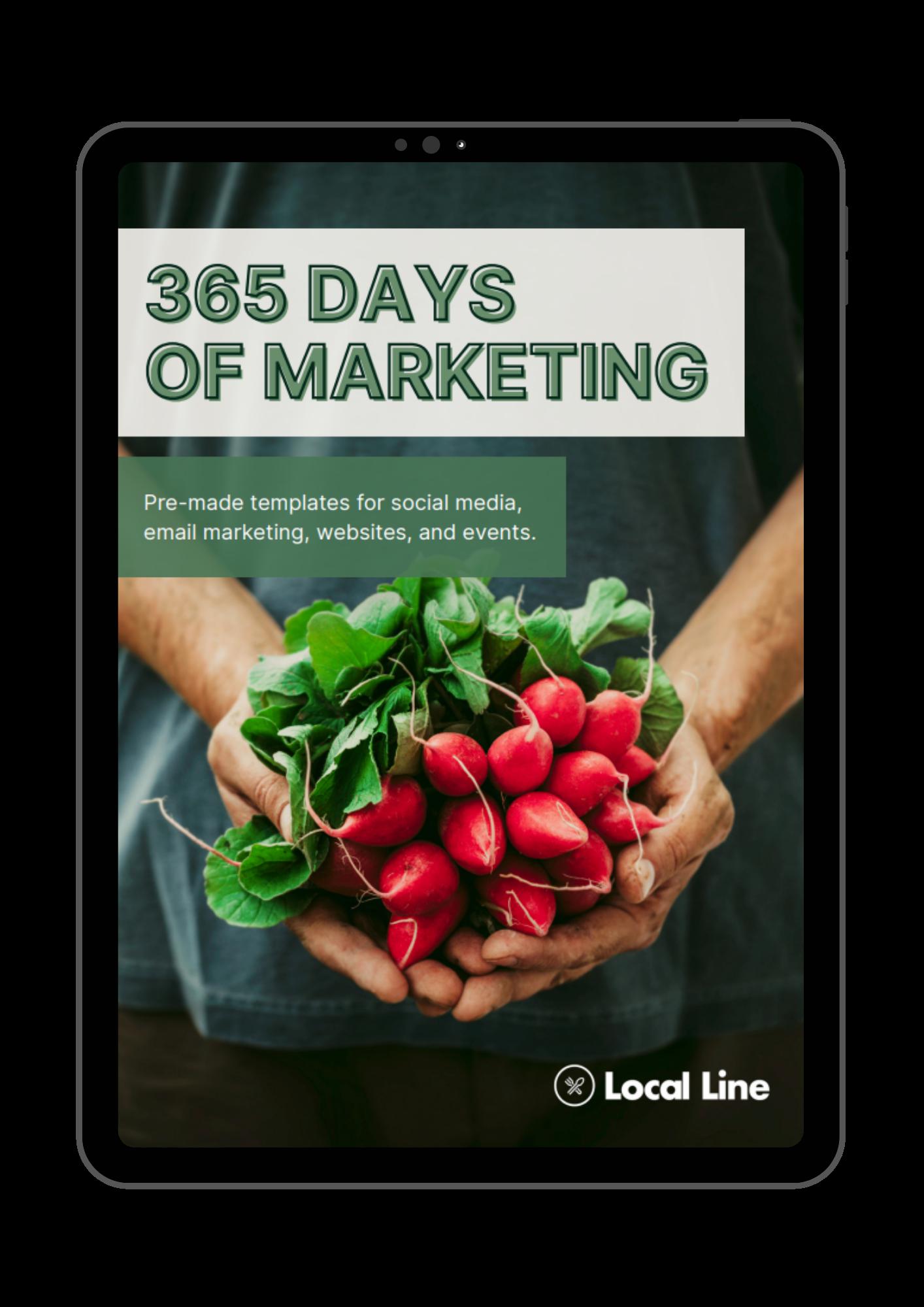 Local Line_365 Days of Marketing