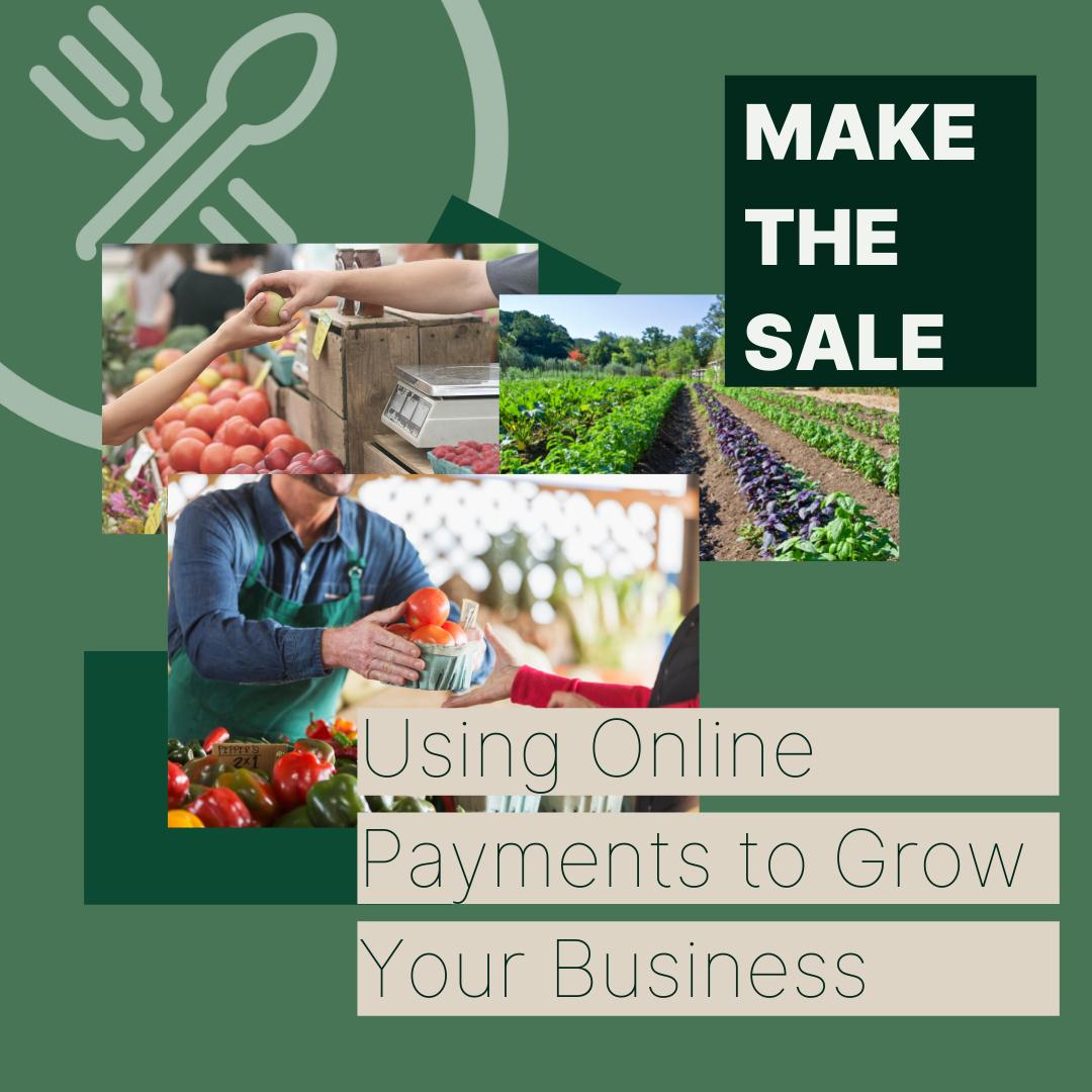 Make the Sale